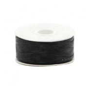 Beadalon Nymo Wire 0.3mm noir