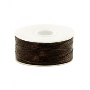 Beadalon Nymo Wire 0.3mm marron