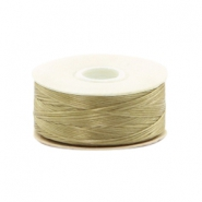 Beadalon Nymo Wire 0.3mm beige sable