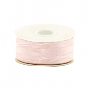 Beadalon Nymo Wire 0.3mm rose