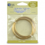 16 Gauge Artistic Wire laiton anti-ternissement