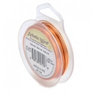 20 Gauge Artistic Wire cuivre naturel