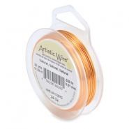 24 Gauge Artistic Wire cuivre naturel
