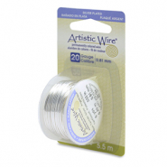 Artistic Wire 20 Gauge Argenté anti-ternissement