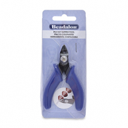 Beadalon pocket nipper pliers Bleu
