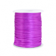Cordon satin 1.5mm Violet