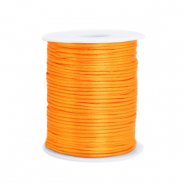 Cordon satin 1.5mm Orange